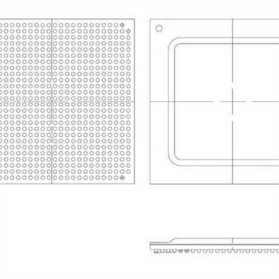 XC4VFX20-11FF672C图