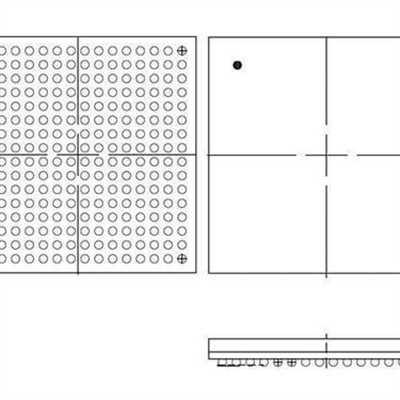 XC3S400-4FTG256C图