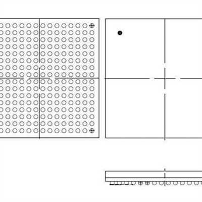 XC3S1200E-4FT256I图