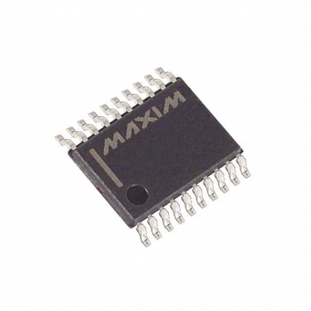 MAX1171CBH产品图