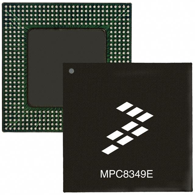 MPC8347ECVVAJDB产品图