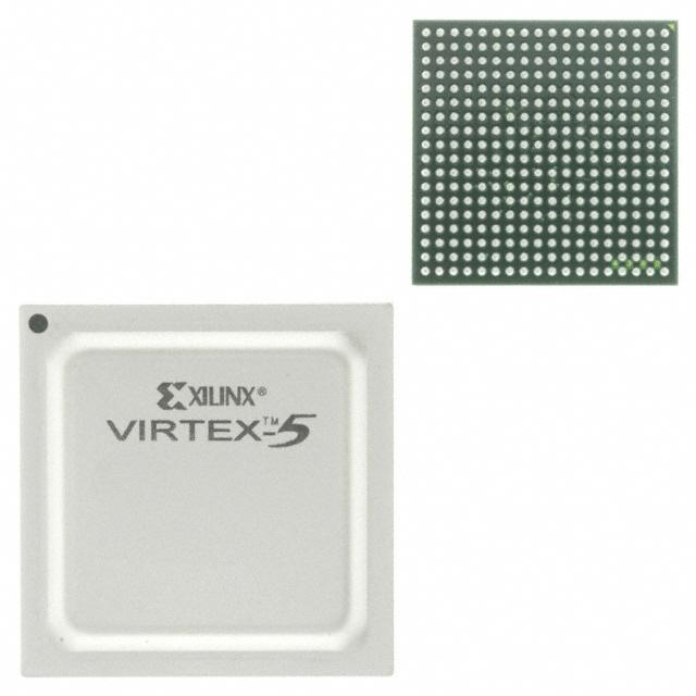 XC2C512-7FG324CR02产品图
