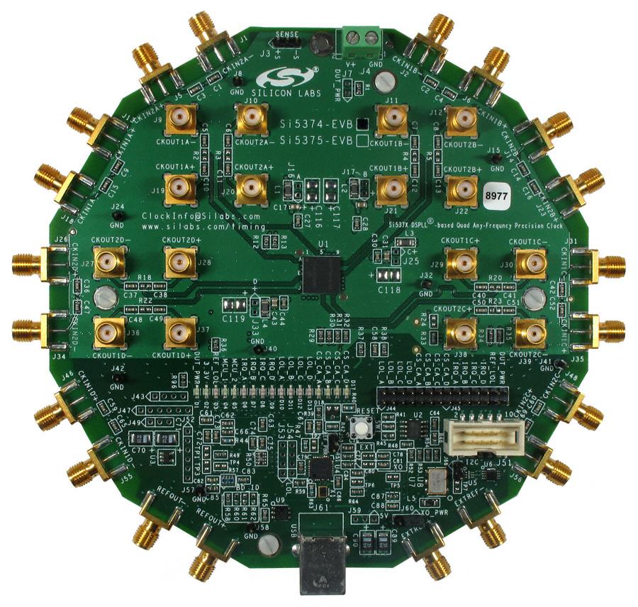SI5374-EVB产品图