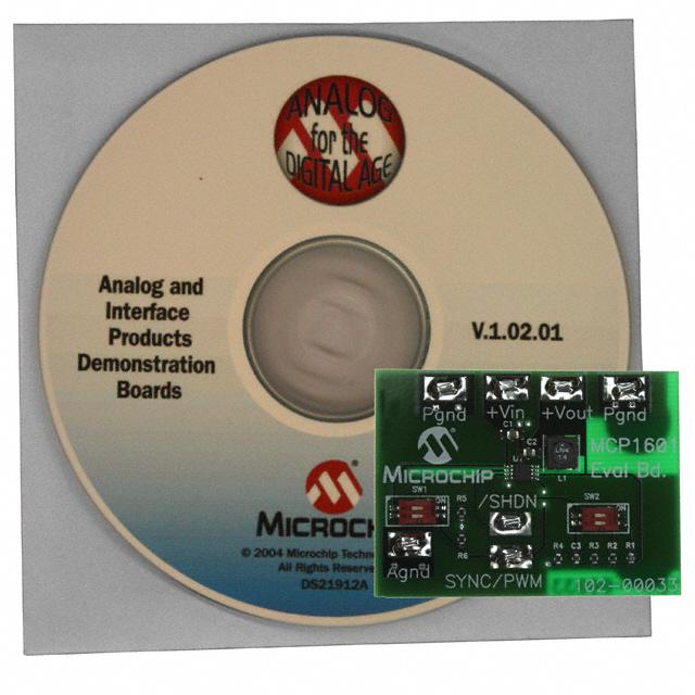 MCP1601EV产品图