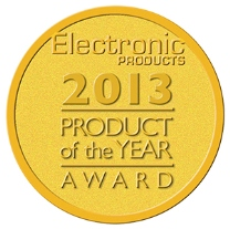 Electronic Products 2013 Product of the Year Award